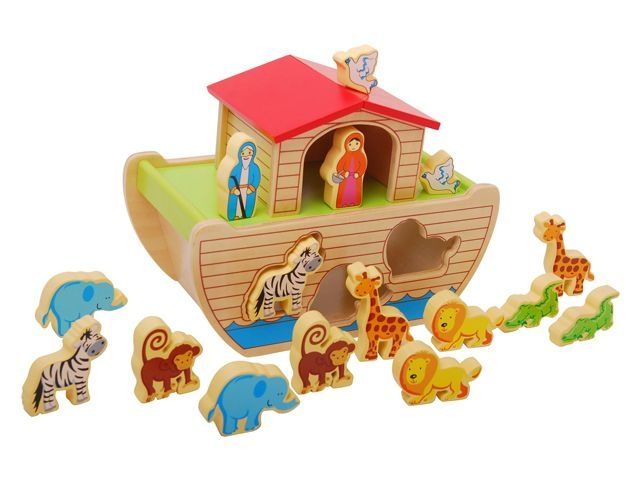 VDM Houten Ark Van Noah