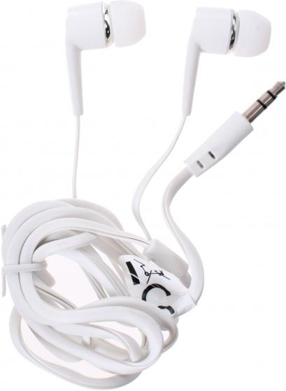 VDM koptelefoon oortjes wit