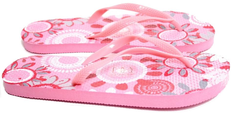 VDM Teenslippers Meisjes Roze Maat 37