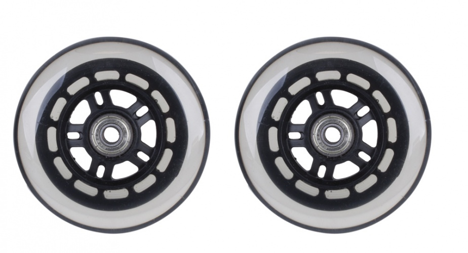 Replacement wheels for Mini Scooter 100mm