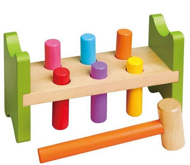 Viga Toys Houten Hamerbank