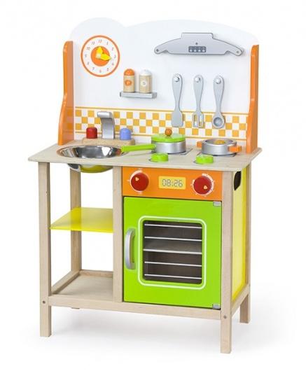 Mini Keuken Kinder : viga toys kinderkeuken du soleil viga toys kinderkeuken een kleurrijke