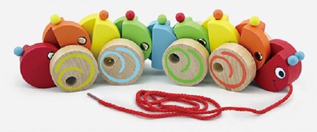 Viga Toys Trekdier Rups