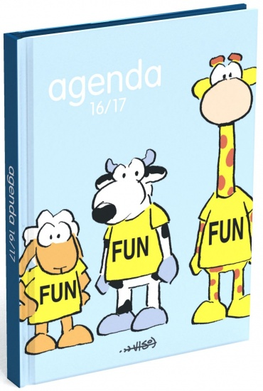 Vis Agenda Girls 2016/2017