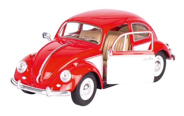 Goki Volkswagen Kever (1967) Rood 17 cm