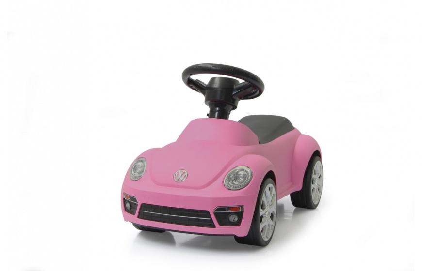 JAMARA loopauto Beetle 70 x 30 x 38 cm roze