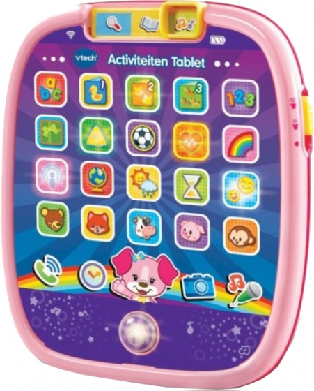 VTech Activiteiten Tablet roze