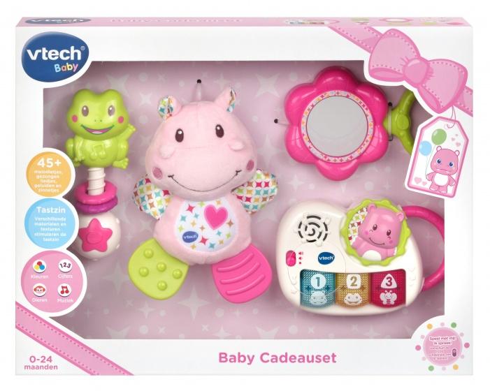 VTech Baby Cadeauset roze 4 delig