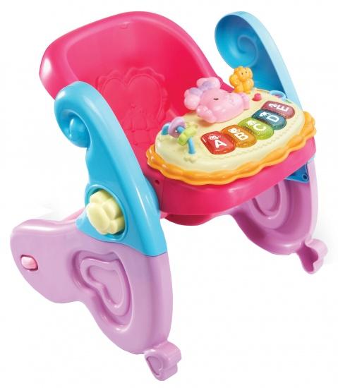 VTech babystoel Little Love meisjes roze