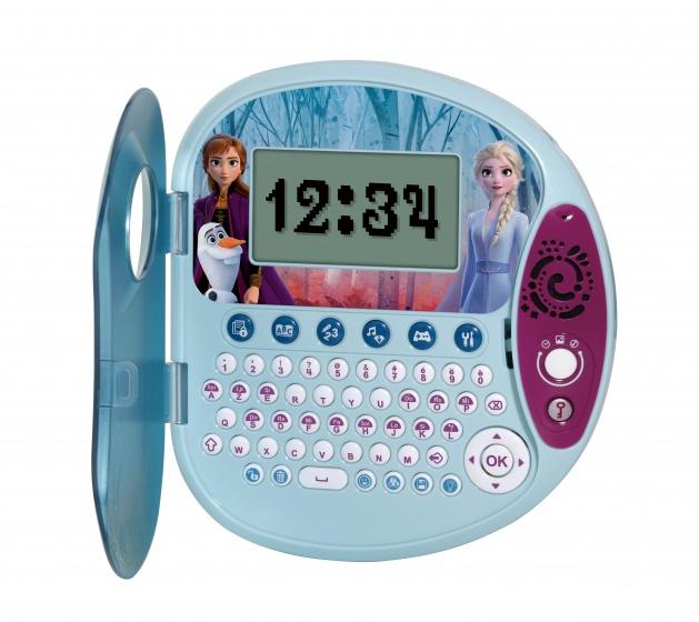 VTech KidiSecrets interactief dagboek Frozen II Azerty blauw