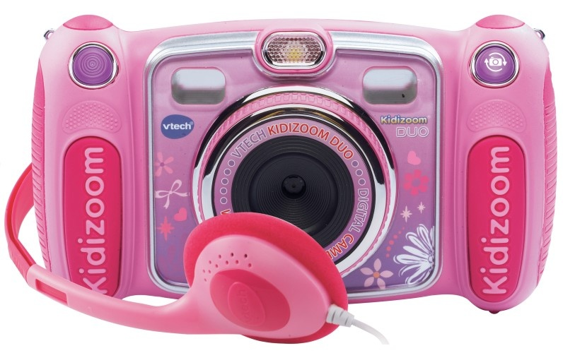 VTech Kidizoom Duo Camera Roze