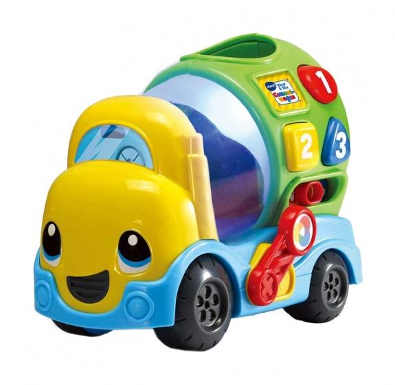 Baby - Kleur & Mix Cementwagen