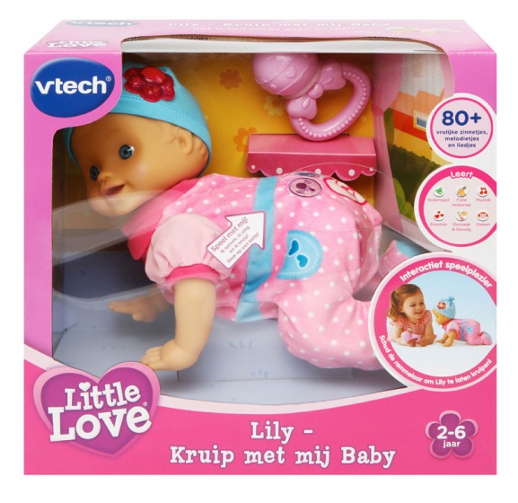 Little Love Creep mit mir Baby