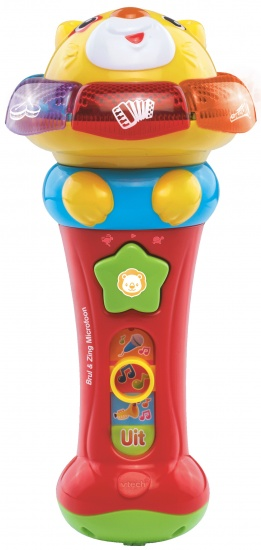 VTech Microfoon Brul & Zing