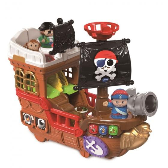 VTech piratenschip Vrolijke Vriendjes 11 delig
