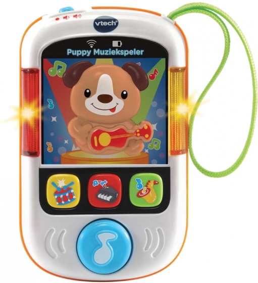 Baby - Puppy Muziekspeler