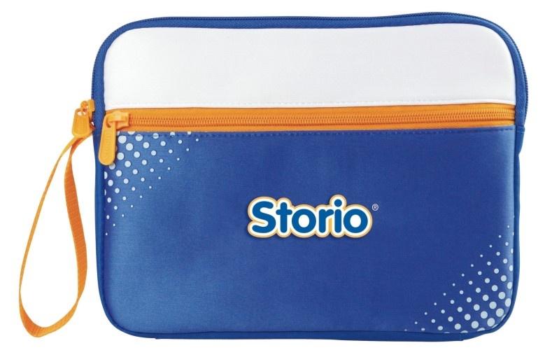 VTech Storio 2 Draagtas Blauw