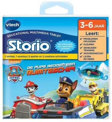 VTech Storio Boek: PAW Patrol 3 6 Jaar