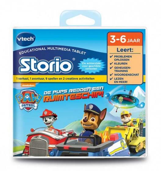 VTech Storio Game PAW Patrol