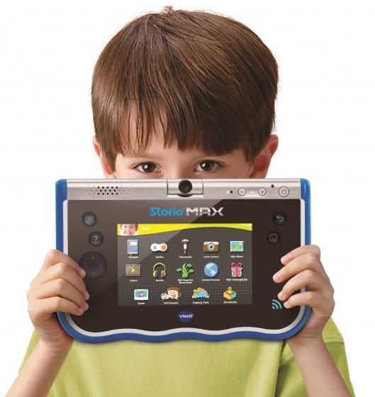 vtech tablet storio max 5 blue internet toys. Black Bedroom Furniture Sets. Home Design Ideas