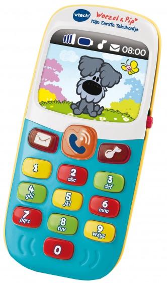 Vtech Woezel en Pip telefoon