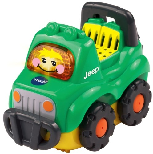 VTech Toet Toet Auto: Jimmy Jeep