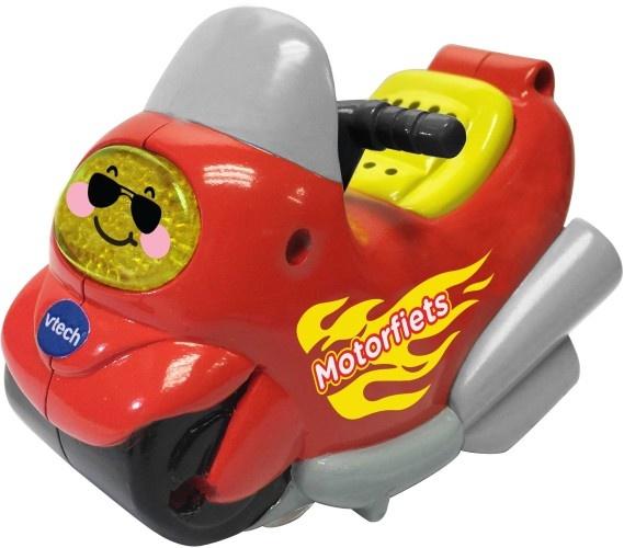 VTech Toet Toet Auto: Mike motorfiets