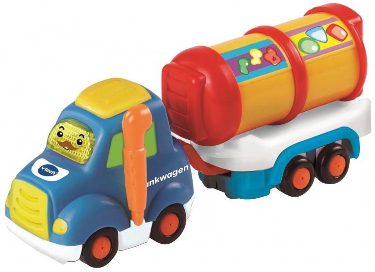 VTech Toet Toet Timo Tankwagen