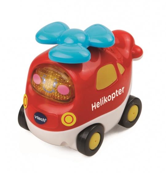 Toet Toet Auto's Hettie Helikopter