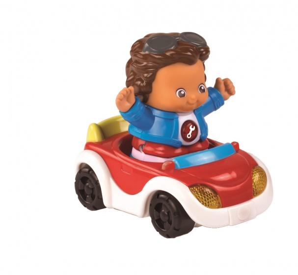 VTech Vrolijke Vriendjes Jasper & cabrio