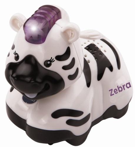 VTech Zoef Zoef Dieren Zebra