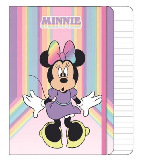 Disney notitieboekje A5 Minnie Mouse 14,5 x 21 cm papier-folie