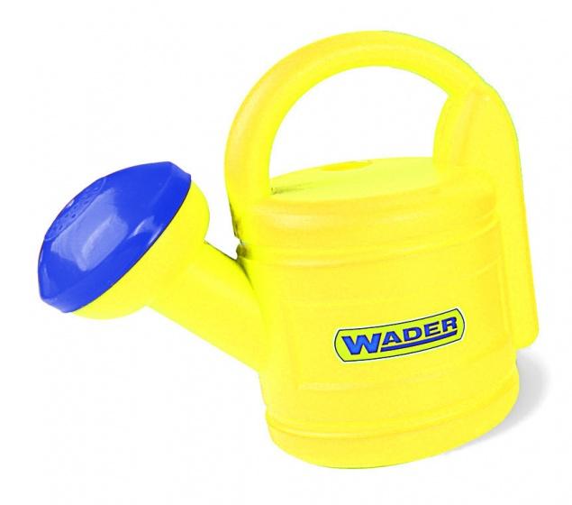 Wader gieter junior 1,8 liter 21,5 x 14,5 cm geel