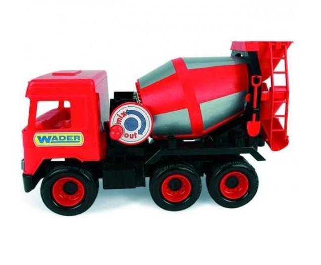 Speelgoed Garage Wader : Aanbieding wader speelgoed betonwagen geel wader met korting