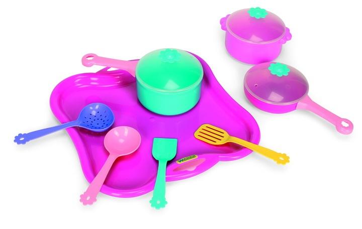Wader speelgoed Serviesset 11 delig