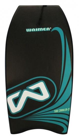 Waimea Bodyboard EPS Print Slip zwart