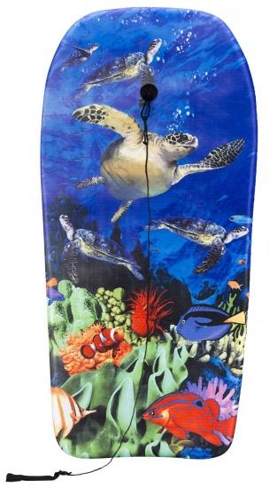 Waimea Bodyboard zeewereld print