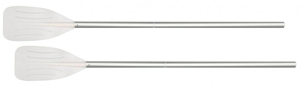 Waimea Peddels 2 Transformeerbaar tot 1 aluminium wit