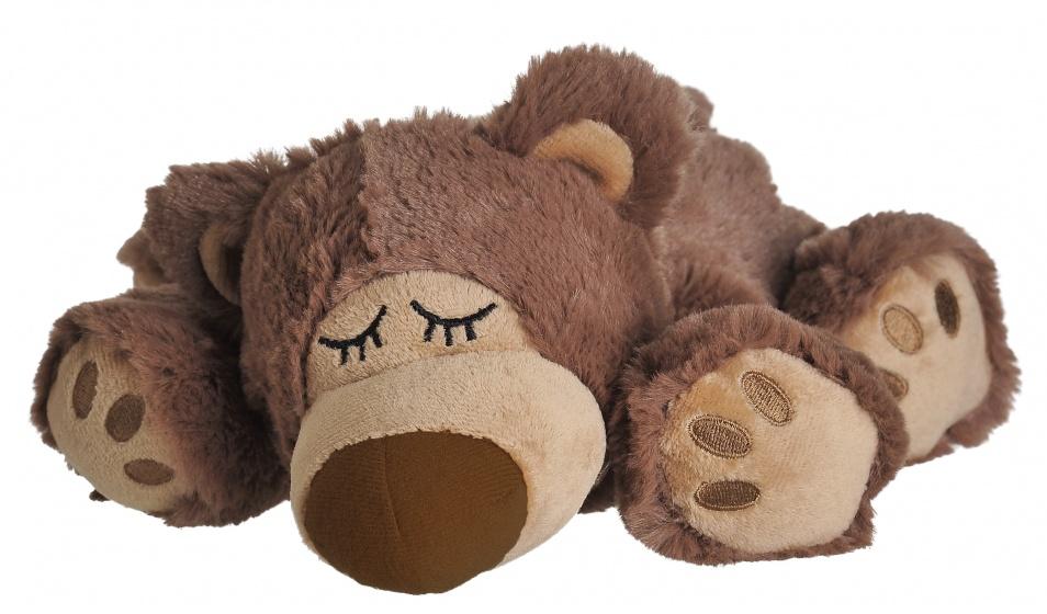 Warmies Sleepy Bear Lichtbruin 1 exemplaar