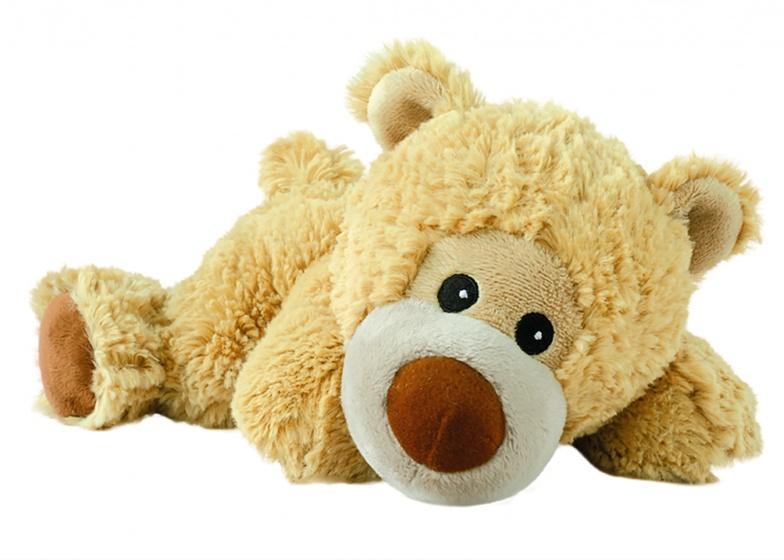 Volatile Warmies Bear William Warmte Dier Stuk