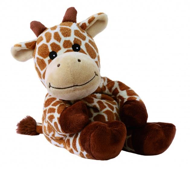Volatile Warmies Warmte Dier Giraffe Stuk