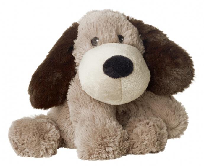 Volatile Warmies Warmte Dier Hond Donker Bruin Stuk