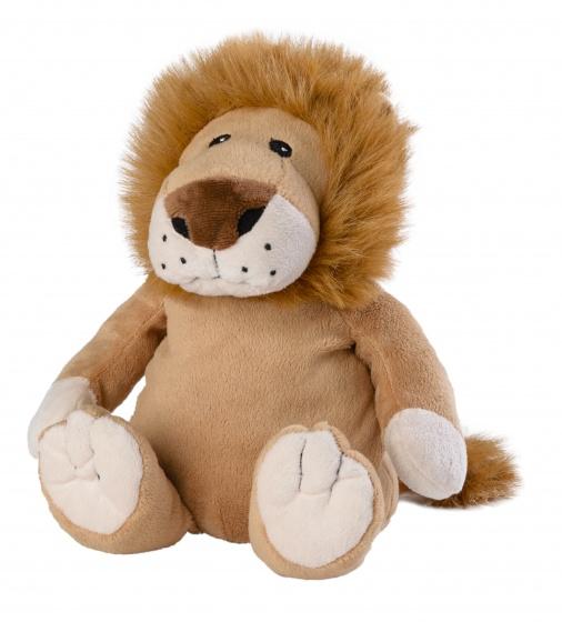 Warmies Leeuw met uitneembare vulling 1 exemplaar
