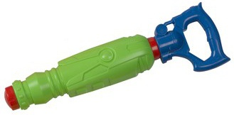 Waterzone Waterpistool groen 34 cm