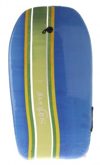 Waterzone Bodyboard Blauw/Groen 83 cm