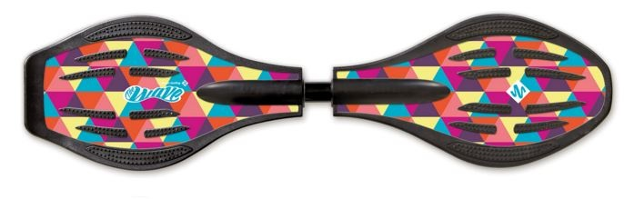 Wave Waveboard original new Polygone Multicolor