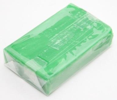Weible Knet Fantasie Klei Blokvorm Licht Groen
