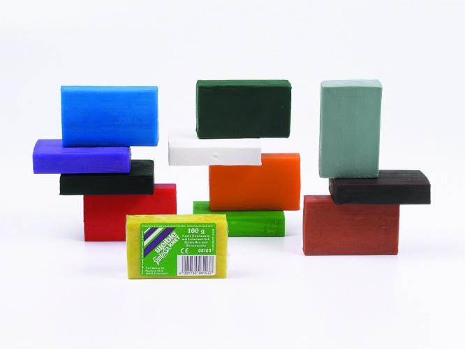 Weible Games Fantasie Klei Blokvorm Per 40 Blokken in Doos