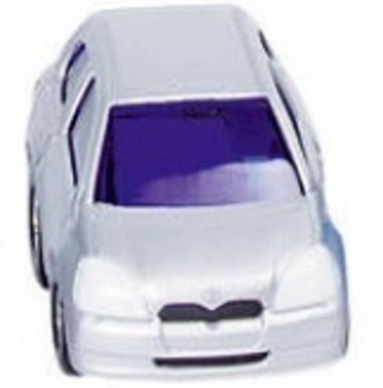 Welly Metalen Mini Racers: Toyota Grijs