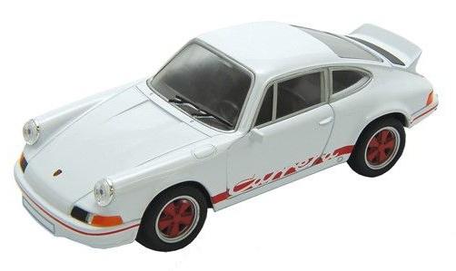 Welly Speelgoedauto Porsche Carrera RS 1:34/9 rood
